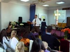 Mark Yerevan International Church