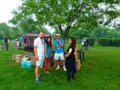 Manifest University picnic