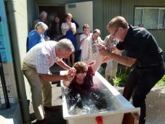 Baptism Debora 1