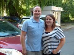 Ryan and Ashley
