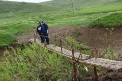 A 7.2 Meter Bridge Desperately Needed