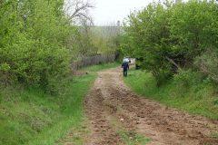 Gravel Road Access Needed
