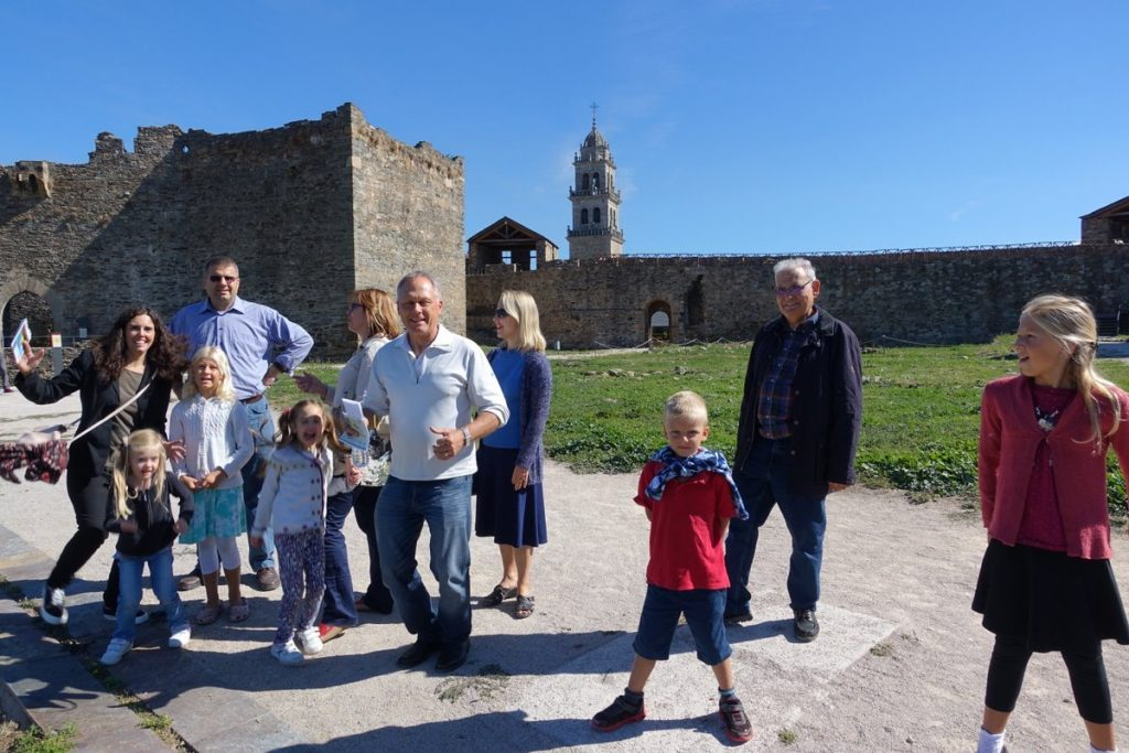 Ponferrada Castle Outing