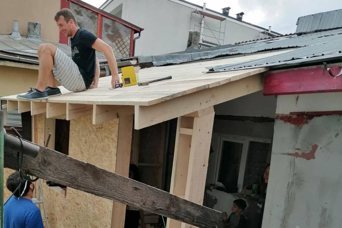 Roofing-
